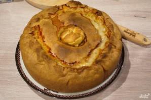 Татарский пирог - фото шаг 11