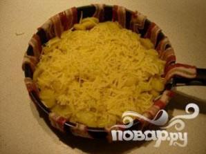 Картофель в беконе - фото шаг 3