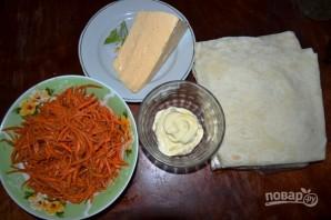 Рецепт начинки для лаваша - фото шаг 1