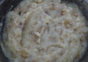 Картофельное пюре с тушенкой - фото шаг 4