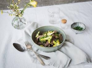 Стир-фрай из говядины и брокколи - фото шаг 5