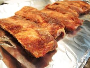 Мясо маринованное, запеченное в фольге - фото шаг 4