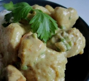 Цветная капуста в сливочном соусе - фото шаг 4