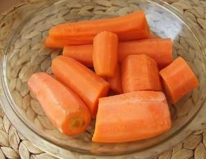 Морковные котлеты на скорую руку - фото шаг 2