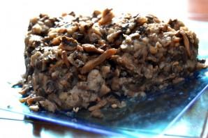 Суп с грибами и сливочным сыром - фото шаг 3