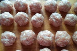 Фрикадельки без яиц - фото шаг 3
