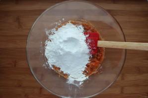 Морковный пирог с яблоками - фото шаг 7