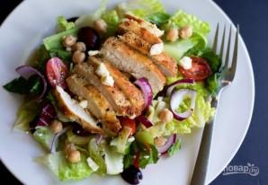 Салат из грудок - фото шаг 8