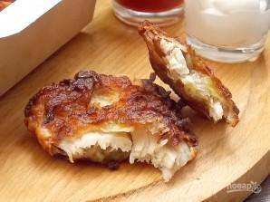 Куриное филе в картофельной шубке - фото шаг 9
