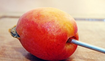 Варенье из абрикосов в сиропе - фото шаг 4