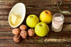 Запеченные яблоки с йогуртом - фото шаг 1