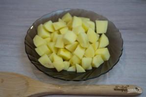 Солянка с колбасой - фото шаг 3