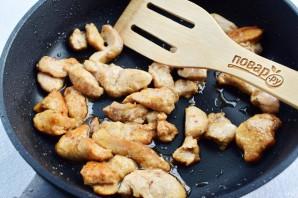 Куриная грудка в соевом маринаде - фото шаг 3