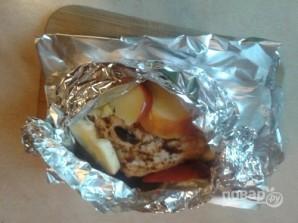 Куриное филе с яблоками и черносливом - фото шаг 11