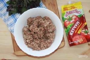 Лучший рецепт фаршированных перцев с кетчупом - фото шаг 1