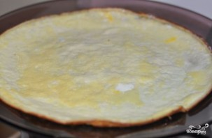 Мясной рулет, фаршированный омлетом - фото шаг 1