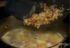 Суп из крапивы и щавеля - фото шаг 5