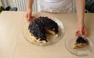 Обалденный банановый торт - фото шаг 14