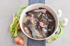 Бульон из рыбы