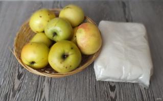 Повидло из яблок через мясорубку - фото шаг 1