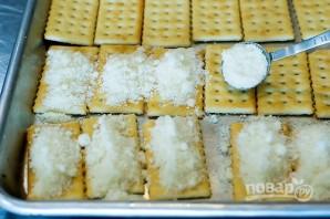 Закуска с беконом и крекером - фото шаг 2