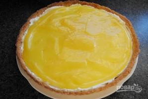 Кростата с лимонным кремом - фото шаг 5