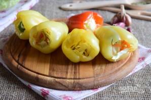 Болгарский перец, фаршированный капустой - фото шаг 6