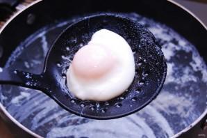 """Яйца """"Бенедикт"""" с чили - фото шаг 8"""