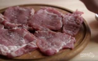 Картофель с мясом по-французски - фото шаг 2