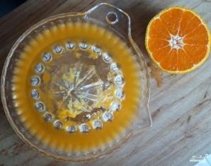Свекольный салат с мандаринами - фото шаг 8