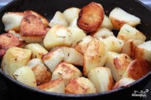 Гарнир из картофеля - фото шаг 3
