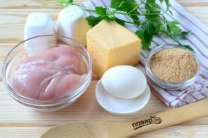 Куриная грудка с начинкой из сыра - фото шаг 1