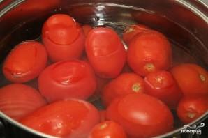 Томатный крем-суп со сливками - фото шаг 1