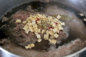 Бешбармак из свинины - фото шаг 2