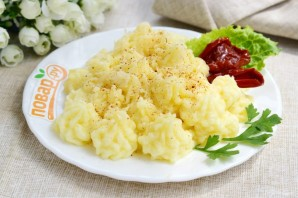 Картофельное пюре: 6 видов - фото шаг 12