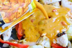 Курица по-тайски с овощами - фото шаг 3