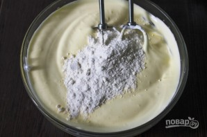 Торт бисквитный с желе - фото шаг 4