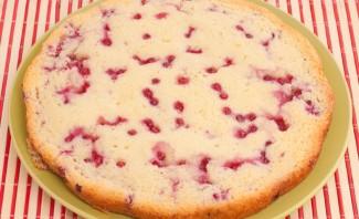 Манный пирог - фото шаг 7