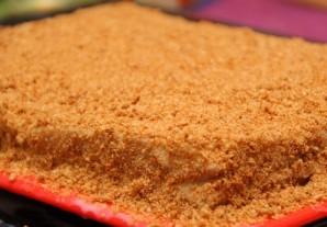 Медовый торт рецепт классический - фото шаг 11