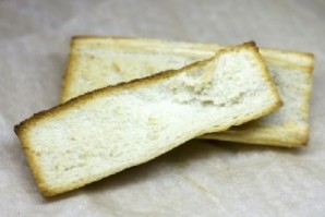 Сэндвич в багете - фото шаг 5