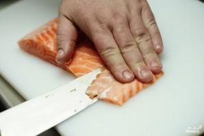 Тартар из лосося - фото шаг 4