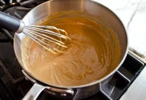 Молочный шоколад с карамелью - фото шаг 7