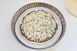 Слоеный шоколадный пирог  - фото шаг 5