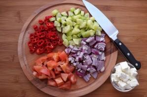 Салат сербский - фото шаг 2