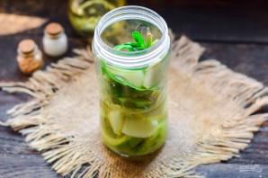Смузи из авокадо и шпината - фото шаг 4