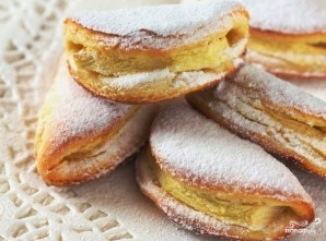 Творожное печенье с яблоками - фото шаг 6