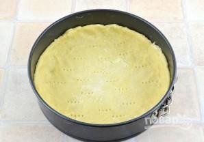 Пирог из песочного теста с замороженными ягодами - фото шаг 3