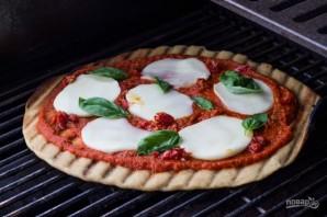 Пицца без яиц - фото шаг 6