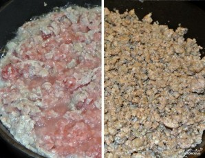 Пирожки с мясом - фото шаг 4