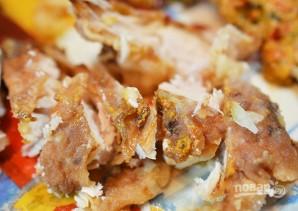 Огуречный сэндвич от повара - фото шаг 4